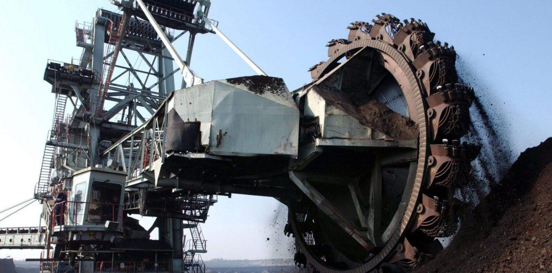 Coal Reclaimer